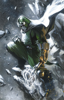 Ronan the Accuser Fictional character appearing in American comic books published by Marvel Comics
