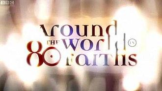Around the World in 80 Faiths - Around the World in 80 Faiths titlecard
