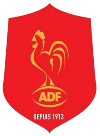 Asociación Deportiva Francesa - Image: Asoc dep francesa logo