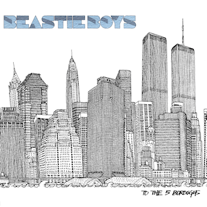 To the 5 Boroughs - Image: Beastie Boys To the 5 Boroughs