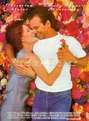 Bed of Roses (1996 film) - Theatrical release poster