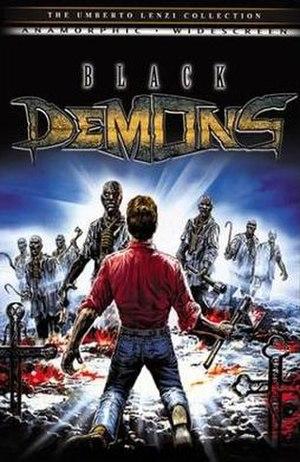 Dèmoni 3 - DVD Cover Art
