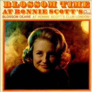 Blossom Time at Ronnie Scott's - Image: Blossom Time at Ronnie Scott's