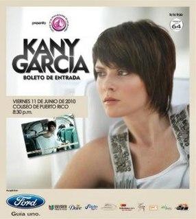 Boleto De Entrada Tour concert tour by Kany García