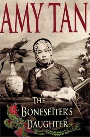 The Bonesetter's Daughter (opera) - Book cover of Amy Tan's novel