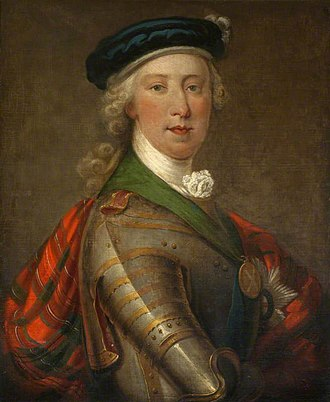 Charles Edward Stuart - Charles Edward as the Jacobite leader