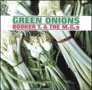 Green Onions (album) - Image: Booker T.&the MG's Green Onions