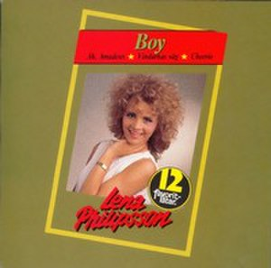 Boy (Lena Philipsson album) - Image: Boy (compilation album) cover
