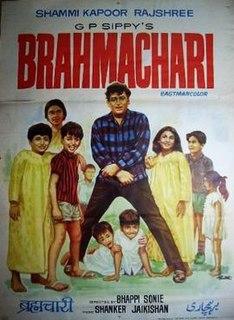 <i>Brahmachari</i> (1968 Hindi film) 1968 film by Bhappi Sonie