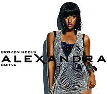 Alexandra Burke — Broken Heels (studio acapella)