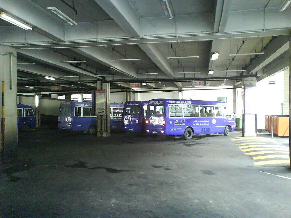 Bus station BSB