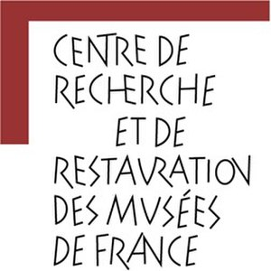 Center for Research and Restoration of Museums of France - Current logo for the C2RMF