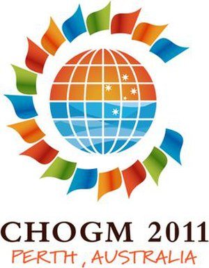 Perth Agreement - Image: CHOGM2011