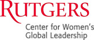Center for Women's Global Leadership - Image: CWGL Rutgers Logo