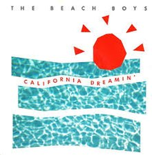 The Beach Boys — California Dreamin' (studio acapella)