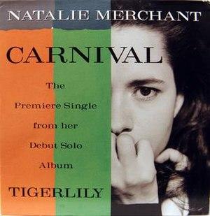 Carnival (Natalie Merchant song) - Image: Carnival natalie merchant