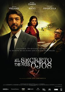 2009 film directed by Juan José Campanella