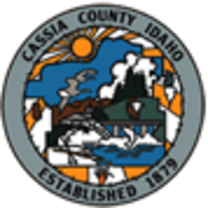 Cassia County, Idaho - Image: Cassia County, Idaho seal