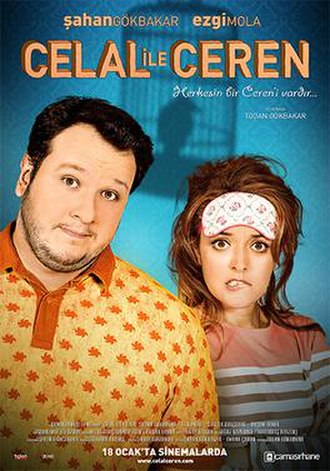 Celal ile Ceren - Theatrical release poster