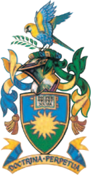 Central Queensland University - Image: Central Queensland University (coat of arms)
