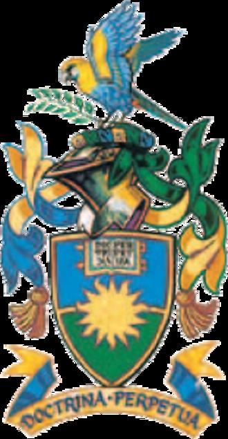 Central Queensland University - Image: Central Queensland University (coat of arms)