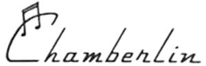 Chamberlin - Chamberlin logo