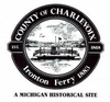 Official logo of Charlevoix County