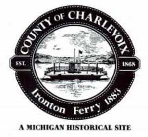 Charlevoix County, Michigan - Image: Charlevoix logo