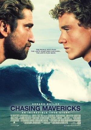 Chasing Mavericks - Teaser poster