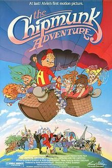 The Chipmunk Adventure Wikipedia