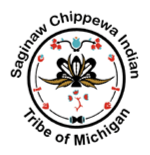 Saginaw Chippewa Tribal Nation - The official Saginaw Chippewa Logo designed by Elder Julius Peters