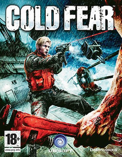 Picture of a game: Cold Fear