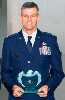 Steven Kleinman United States Air Force officer