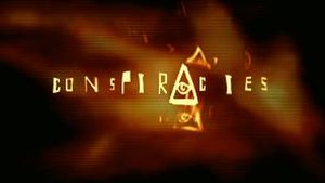 Conspiracies (TV series) - Conspiracies logo