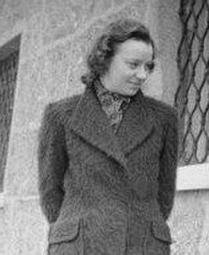 Constanze Manziarly - Manziarly in 1943