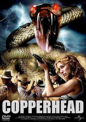 Copperhead (2008 film) - DVD cover