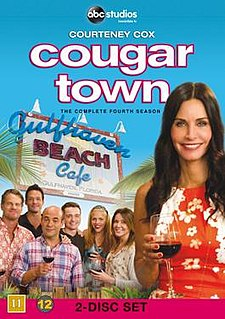 <i>Cougar Town</i> (season 4)