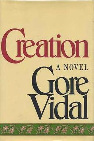Creation (novel) - Cover of the first edition