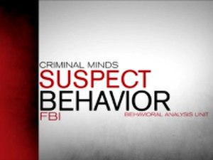Criminal Minds: Suspect Behavior - Image: Criminal minds suspect behavior