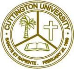 Cuttington University - Cuttington University seal