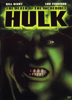 <i>The Death of the Incredible Hulk</i> 1990 television film directed by Bill Bixby