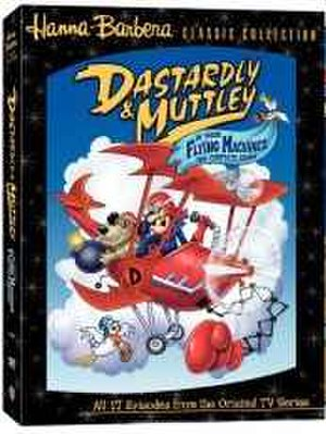 Dastardly and Muttley in Their Flying Machines - Image: Dastardly & Muttley in Their Flying Machines