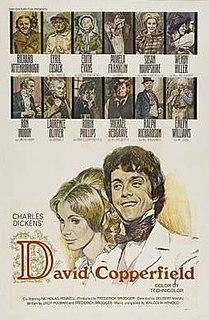 <i>David Copperfield</i> (1969 film) 1969 British-American drama film