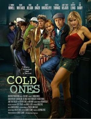 Dead Letters (film) - Poster bearing the film's original title Cold Ones