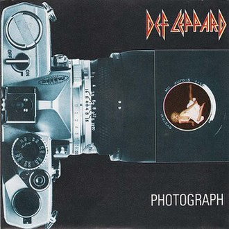 Photograph (Def Leppard song) - Image: Def Leppard Photograph