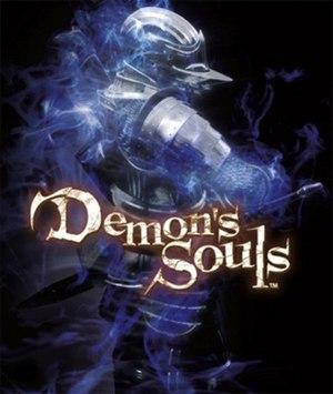Demon's Souls - North American boxart