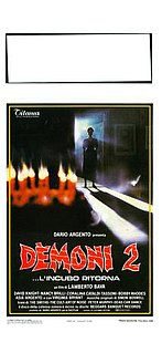 <i>Demons 2</i> 1986 film by Lamberto Bava
