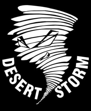 Desert Storm Records - Image: Desert Storm Records Logo