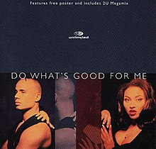 Do What's Good for Me (2 Unlimited single - cover art).jpg