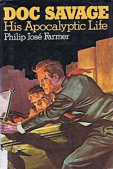 Doc Savage: His Apocalyptic Life - Wikipedia